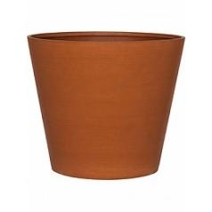 Кашпо Pottery Pots Refined bucket M размер canyon orange  Диаметр — 58 см