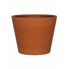 Кашпо Pottery Pots Refined bucket S размер canyon orange  Диаметр — 50 см