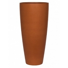 Кашпо Pottery Pots Refined dax XL размер canyon orange  Диаметр — 465 см