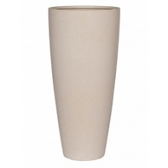 Кашпо Pottery Pots Refined dax XL размер natural white, белого цвета  Диаметр — 465 см