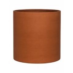 Кашпо Pottery Pots Refined max L размер canyon orange  Диаметр — 50 см
