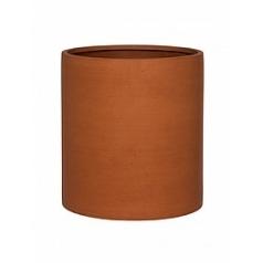Кашпо Pottery Pots Refined max M размер canyon orange  Диаметр — 425 см