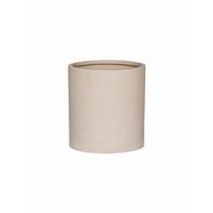 Кашпо Pottery Pots Refined max S размер natural white, белого цвета  Диаметр — 29 см