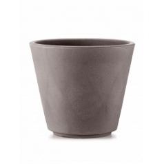Кашпо TeraPlast Ribeira 60 cappuccino, каппуччино  Диаметр — 57 см