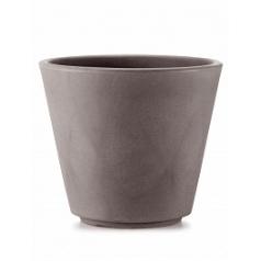 Кашпо TeraPlast Ribeira 80 cappuccino, каппуччино  Диаметр — 77 см