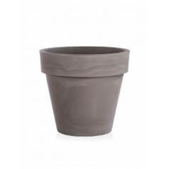 Кашпо TeraPlast Standard One 60 cappuccino, каппуччино  Диаметр — 60 см