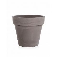Кашпо TeraPlast Standard One 70 cappuccino, каппуччино  Диаметр — 70 см