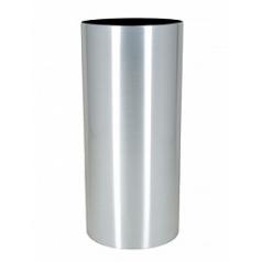 Кашпо Superline Alure pilaro aluminium brushed lacquered  Диаметр — 40 см Высота — 90 см