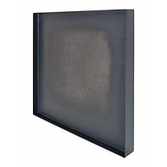 Рама для фитокартины Stiel l-profile ral 7016 mat Длина — 70 см  Высота — 5 см