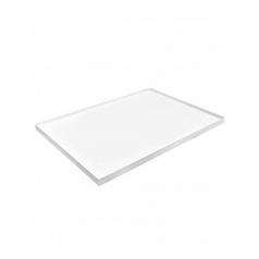 Рама для фитокартины Stiel l-profile ral 9010 mat Длина — 240 см  Высота — 102 см