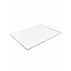 Рама для фитокартины Stiel l-profile ral 9010 mat Длина — 240 см  Высота — 99 см