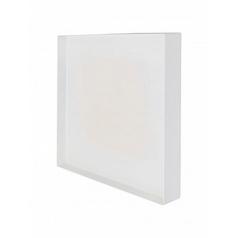 Рама для фитокартины Stiel l-profile ral 9010 mat Длина — 50 см  Высота — 5 см