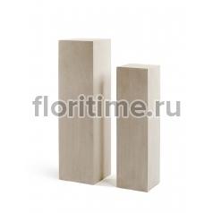 Колонна Effectory Beton : белый песок