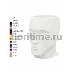 Кашпо Vondom Adan basic color Длина — 68 см Высота — 70 см