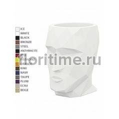 Кашпо Vondom Adan basic color Длина — 96 см Высота — 100 см