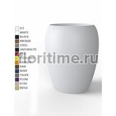 Кашпо Vondom Blow basic color Диаметр — 100 см Высота — 120 см