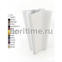 Кашпо Vondom Bye bye basic 42x40x70 color Диаметр — 42 см Высота — 70 см