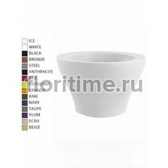 Кашпо Vondom Centro (sunset) basic round color Диаметр — 120 см Высота — 75 см