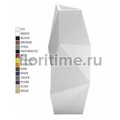 Кашпо Vondom Faz XL размер basic large color Длина — 61 см Высота — 159 см