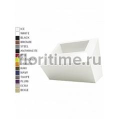 Кашпо Vondom Faz XL размер basic small color Длина — 82 см Высота — 60 см