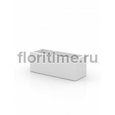 Кашпо Vondom Jardinera (oblongo) basic antracite Длина — 120 см Высота — 50 см