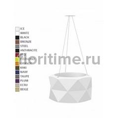 Кашпо Vondom Marquis basic hanging color Диаметр — 50 см Высота — 26 см