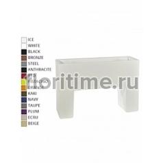Кашпо Vondom Muru basic color Длина — 120 см Высота — 80 см