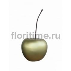 Вишня декоративная Cherry gold, под цвет золота M размер  Диаметр — 32 см Высота — 38 см