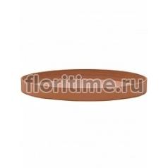 Поддон Pottery Pots Refined gaia M размер canyon orange  Диаметр — 50 см Высота — 5 см