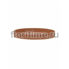 Поддон Pottery Pots Refined gaia S размер canyon orange  Диаметр — 40 см Высота — 5 см