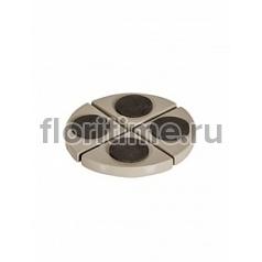 Подножки Fiberstone accessoires glossy sand pot feet (4)