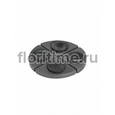 Подножки Fiberstone accessoires pot feet grey, серого цвета (4)