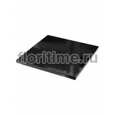 Подставка Fiberstone accessoires glossy black, чёрного цвета topper M размер (thin) Длина — 35 см  Высота — 25 см