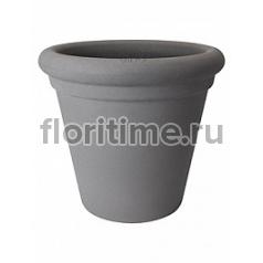 Кашпо Elho Allure doppio mineral clay диаметр - 55 см высота - 50 см