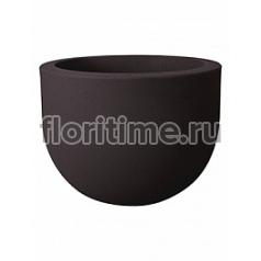 Кашпо Elho Allure soft bark brown, коричнево-бурого цвета диаметр - 55 см высота - 41 см