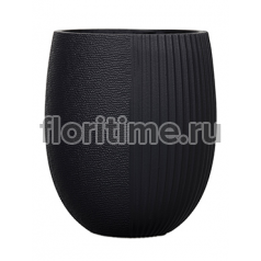 Кашпо Capi lux vase elegant high iii split anthracite