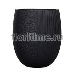 Кашпо Capi lux vase elegant high ii split anthracite