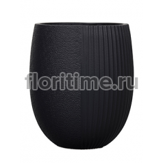 Кашпо Capi lux vase elegant high i split anthracite