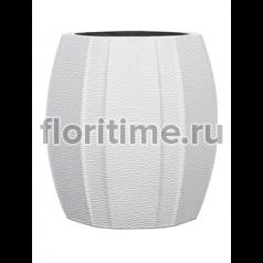 Кашпо Capi lux vase elegant wide arc iii white