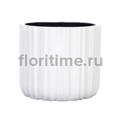 Кашпо Capi lux egg planter ii white