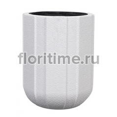 Кашпо Capi lux egg planter arc ii white