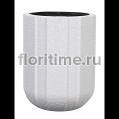 Кашпо Capi lux egg planter arc ii white