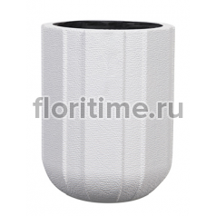 Кашпо Capi lux egg planter arc i white