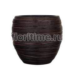 Кашпо Capi nature vase elegant iii loop i brown