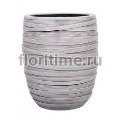 Кашпо Capi nature vase elegant high i loop ivory
