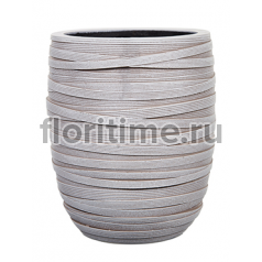 Кашпо Capi nature vase elegant high ii loop ivory