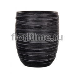 Кашпо Capi nature vase elegant high ii loop black