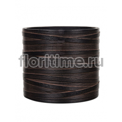 Кашпо Capi nature vase cylinder ii loop brown