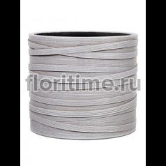 Кашпо Capi nature vase cylinder iii loop ivory