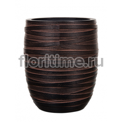 Кашпо Capi nature vase elegant high ii loop brown